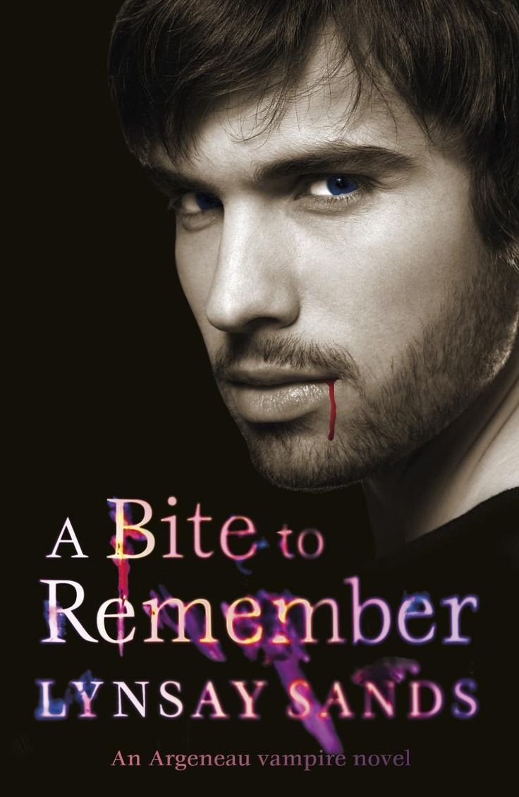 A Bite To Remember, An Argeneau Vampire Novel By Lynsay Sands