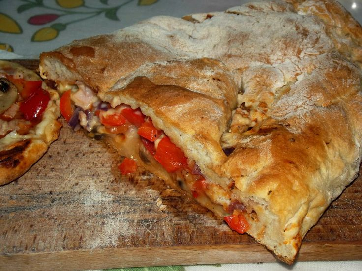 Pizza Calzone - pycha!