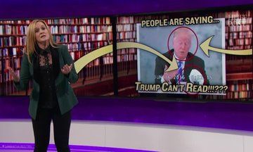 """Samantha Bee Takes On Trump. GREAT video of our favorite moments where Samantha Bee hilariously took down Trump on """"Full Frontal."""""""