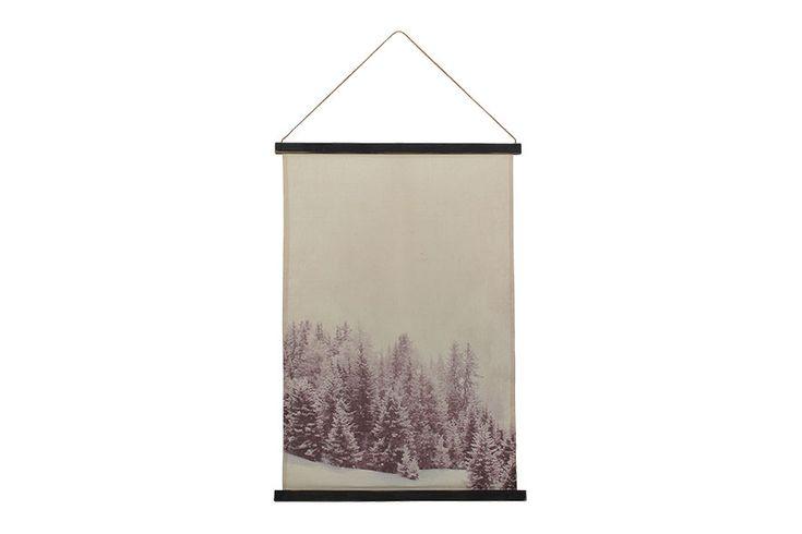 Tre/skog, sort-hvitt