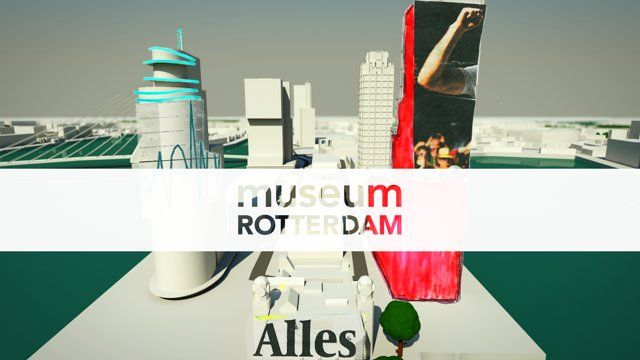 Animation R for Museum Rotterdam