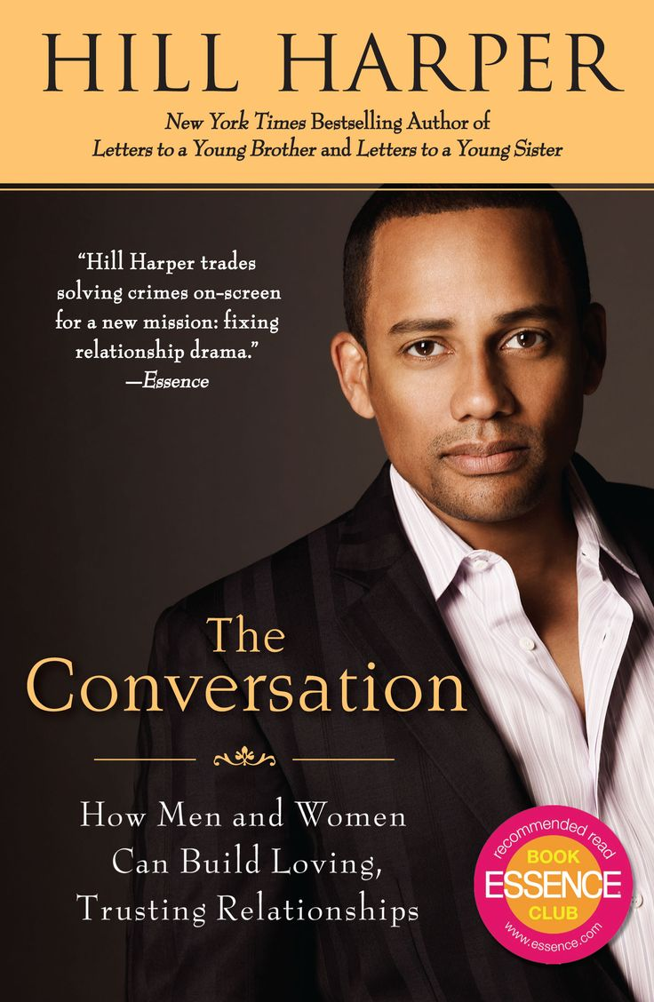The Conversation! Excellent Read for Couples on Building Healthy, Loving, Trusting, and Sustaining Relationships!