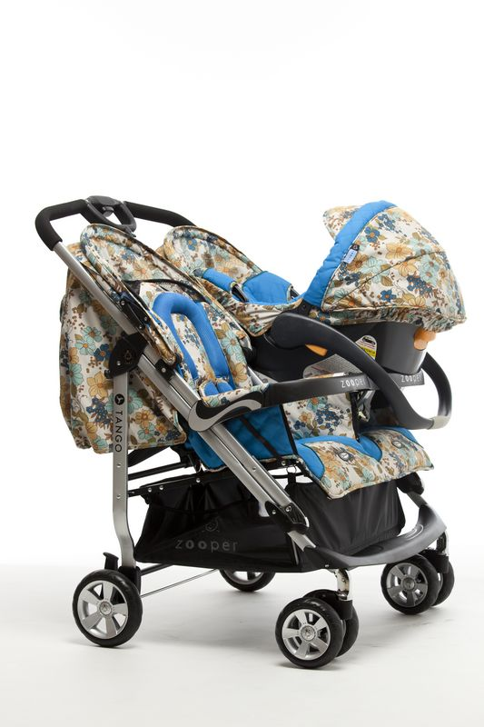 """Tango Double Stroller by Zooper  Saw one of these in Kohl's being used. I was an """"Irish Twin"""" my mom could've used this."""