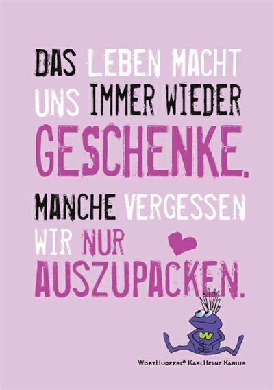 Schön WortHupferl © KarlHeinz Karius Herzlich Willkommen Zum WortHupferl Des  Tages Und Den Hupferlnden Geschenkbüchlein Des Autors