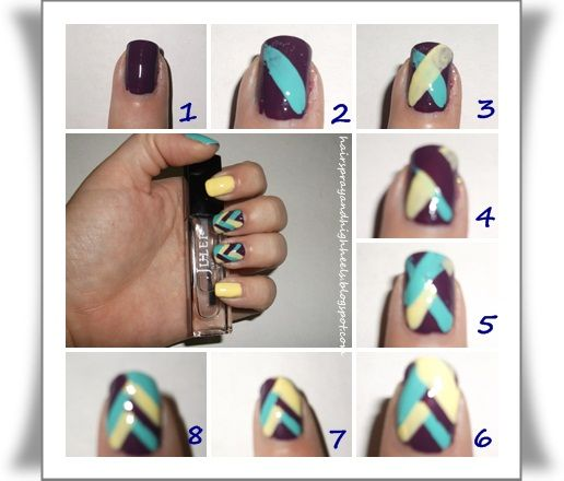 nails nails nails nailsNails Nails, Braids Nails, Nails Art, Nails Design, Fishtail Braids, High Heels, Chevron Nails, Diy Nails, Braids Manicures