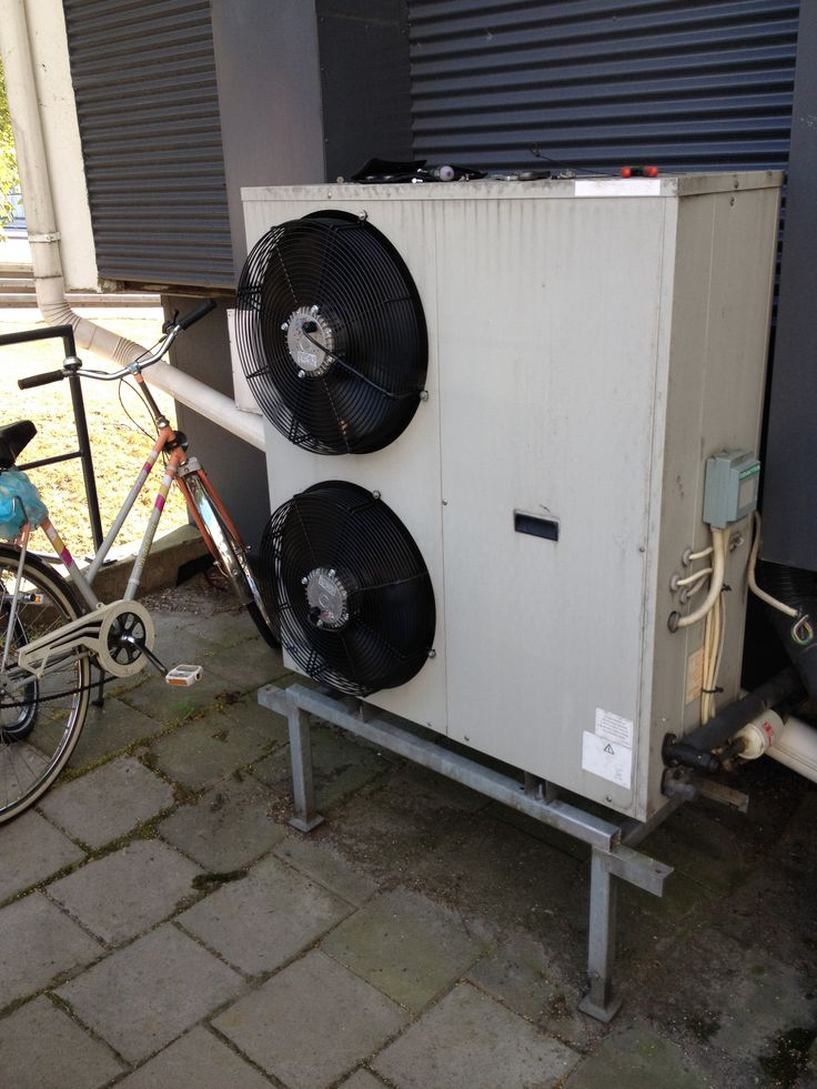 IMI aircondition unit with changed fans.  Modded.