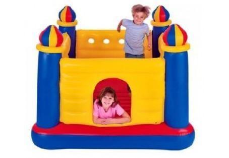 Intex jump-o-lene castle...extreme fun...export qualtiy.big size.home delivery.