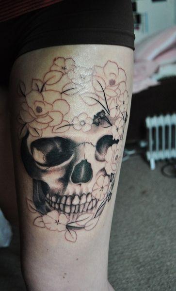 skull tattoo ink tattoo design tattoo patterns| http://awesometattoophotos329.blogspot.com