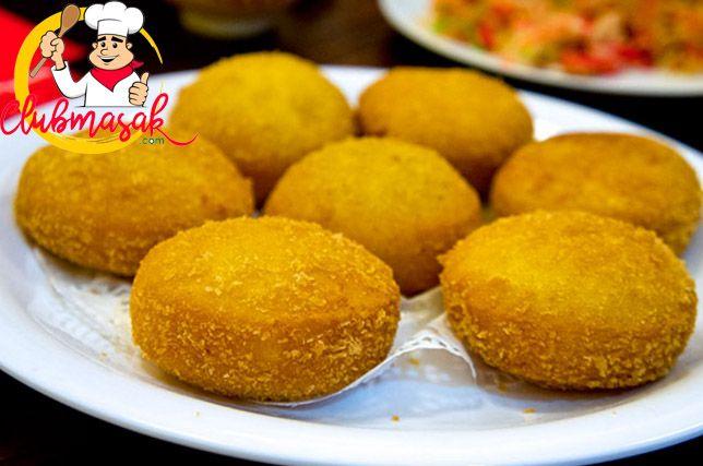 Resep Fried Pumpkin Cakes, Resep Hidangan Cina Favorit, Club Masak