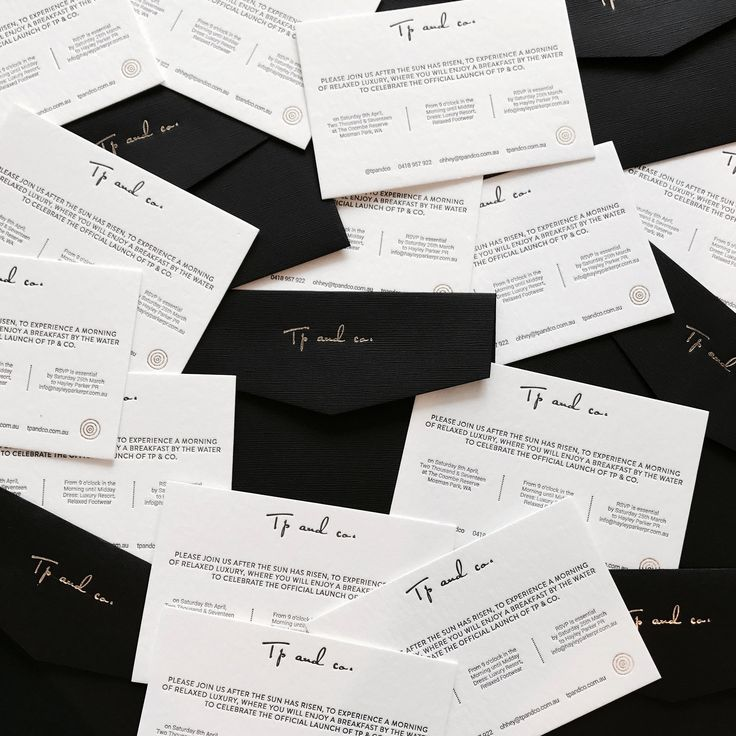 TP & Co. Launch - Building an Empire of Free Spirits – Envelopes by Olympia
