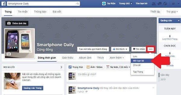 Cách mời like Facebook hàng loạt với vài thao tác,uxl.vn,Góc Chia Sẻ