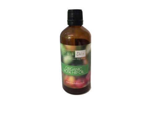 4ml Cold Pressed Rosehip Oil