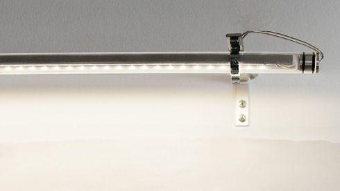 Whiteboard-Belysning LED - Wallrite