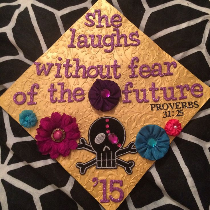 Future She Laughs Without Fear Of Her: 77 Best Images About Graduation On Pinterest