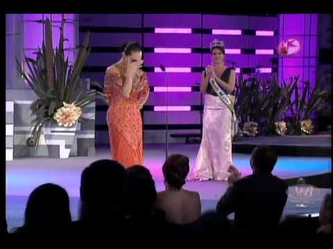 LAS 2 MISS UNIVERSO MEXICANAS.wmv - YouTube