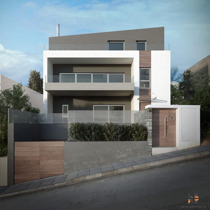 lkmk architects I Kamatero Residence
