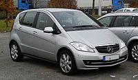 Mercedes-Benz A-Class - Wikipedia