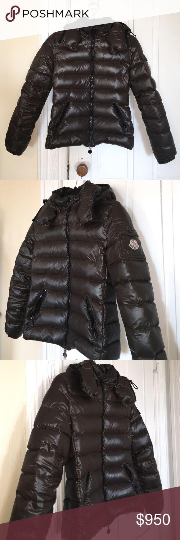 Moncler coat Olive moncler puffer Moncler Jackets & Coats Puffers