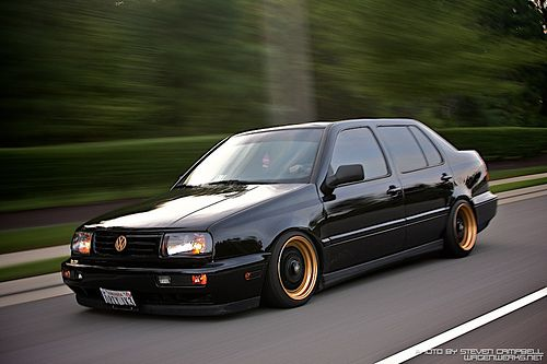 Since I own an Mk4 and MK5 Jetta already, I need to get an MK3 just like this!