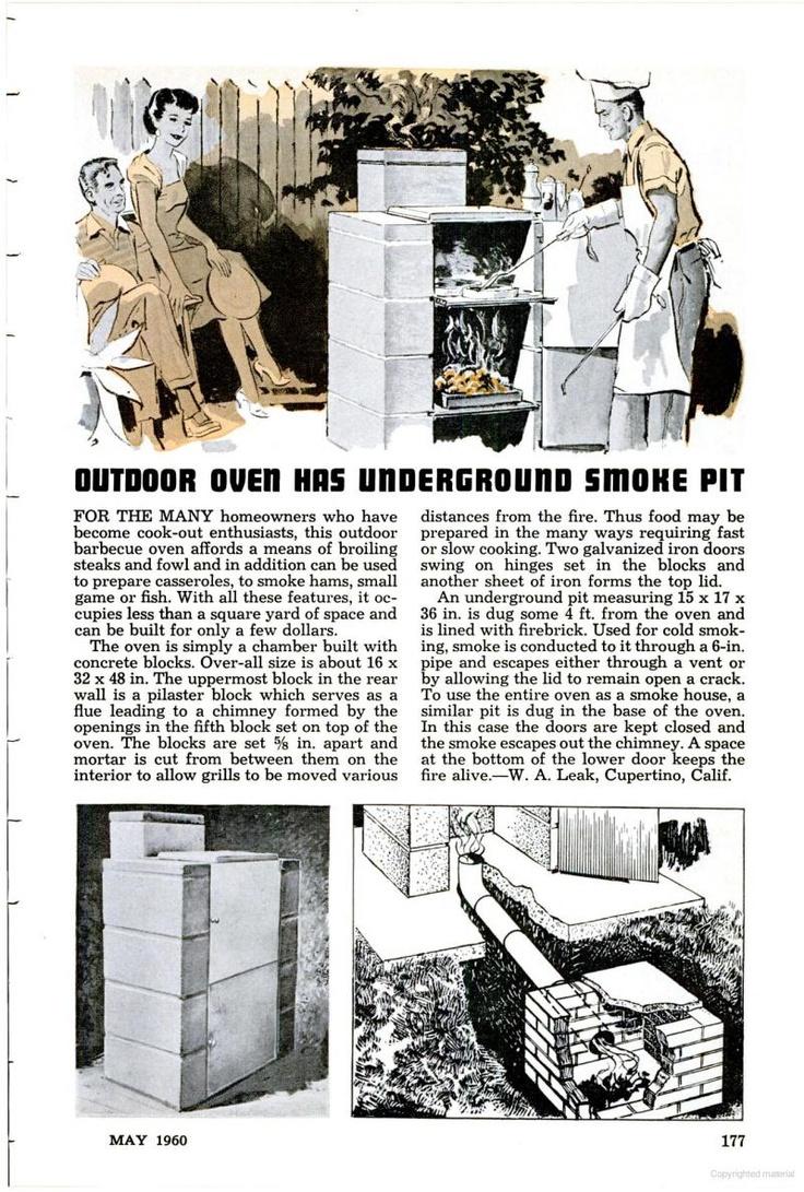 10 best u0027gear smokers masonry images on pinterest outdoor