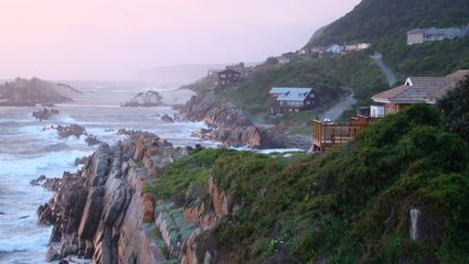 Eersterivier is one of those secret little spots along the Garden Route, South Africa, you just love to find!