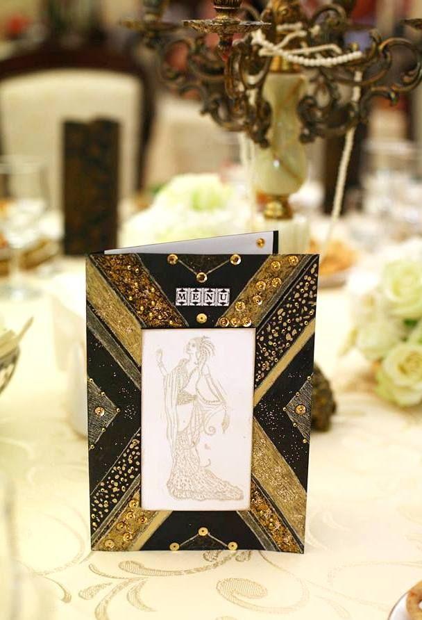 Gatsby menu  Photo: Szasz Csilla
