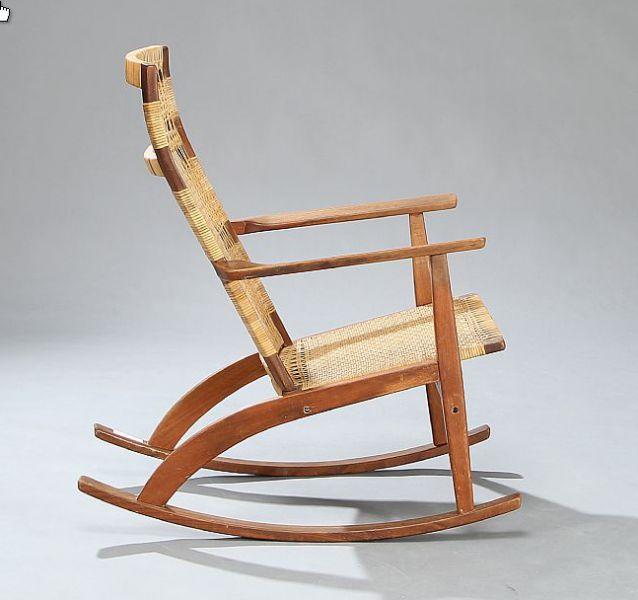 Hans Olsen, Rocking Chair , 1960u0027s · Danish DesignRocking Chairs