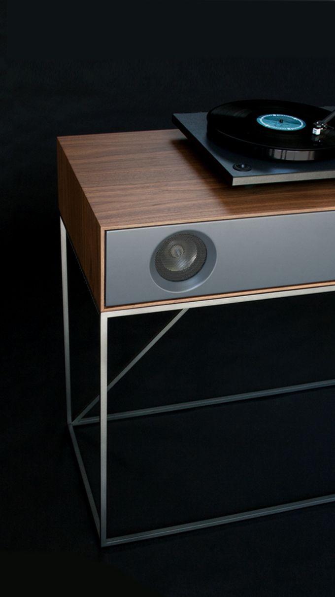 Symbol Audio - Stereo Console Table