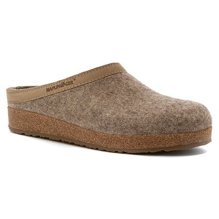 """Haflinger Grizzly with Leather Trim - Men's"""