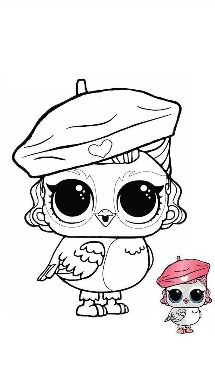 Lol para colorear Lol para pintar LOL Surprise Lol mascota ...