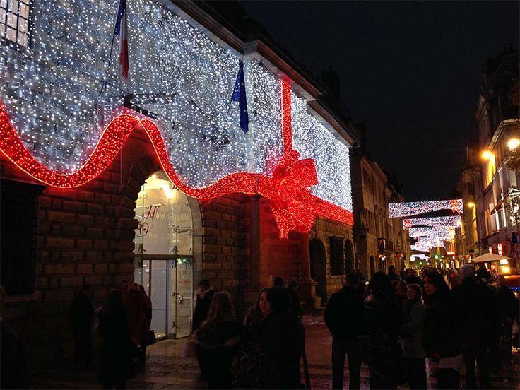 FRANCE - Besançon - Illuminations 2013 by Blachère Illumination http://www.blachere-illumination.com/