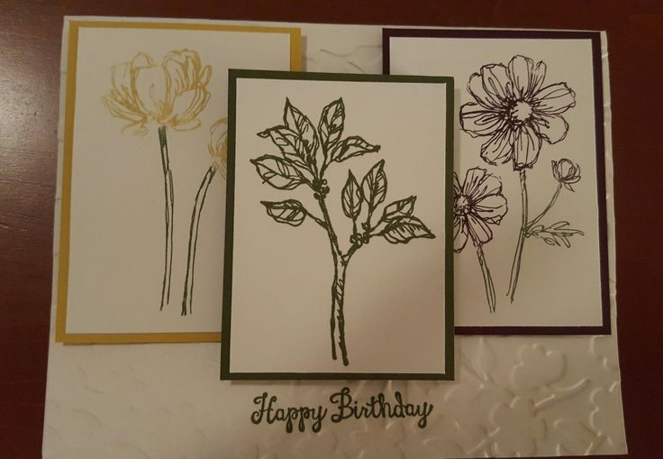 Bloom with Hope stamp set.