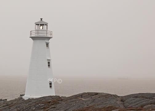 Lighthouse Cape Spear Newfoundland Canada Light by Celticcatphotos, $18.00