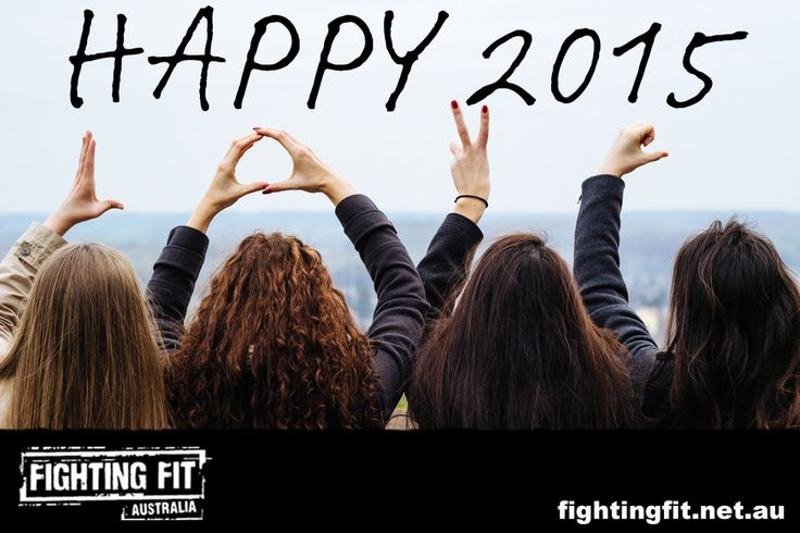 Happy New Year from Fighting Fit AUSTRALIA