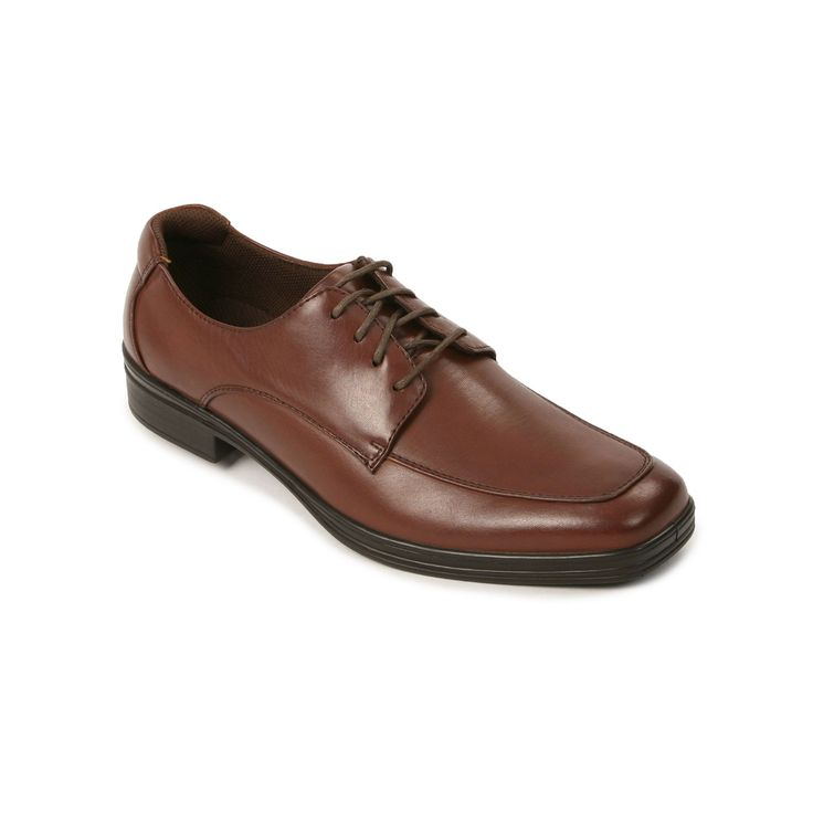 Deer Stags 902 Collection Apt Men's Oxford Shoes, Size: medium (11.5), Brown