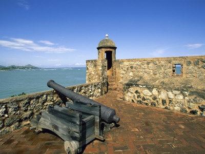 San Felipe Fort, Puerto Plata, Dominican Republic