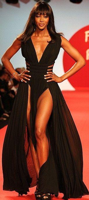 Fierce Friday: Runway Ready Legs Like Naomi Campbell  http://blingingbeauty.com/?p=12448#