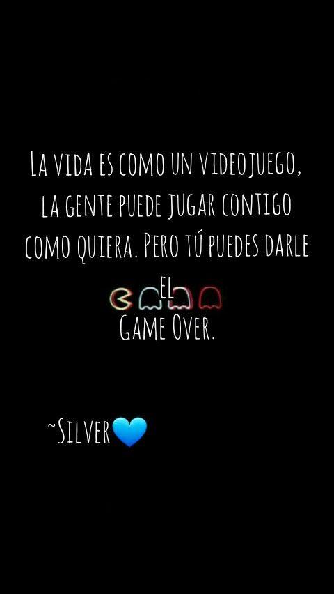 Frases de videojuego~Silver Love Phrases, Cowboy Bebop, Xbox Games, Xbox 360, Sadness, Hustle, Skate, Quotes, Video Game Quotes