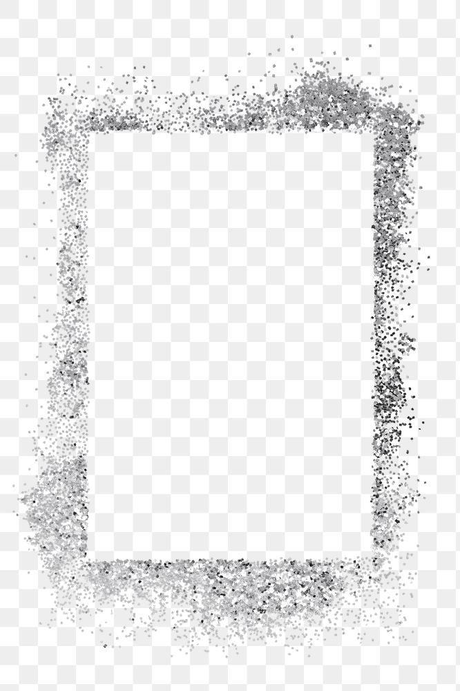 Dusty Silver Frame Illustration Transparent Png Free Image By Rawpixel Com Donlaya In 2020 Frame Silver Frame Pink Frames