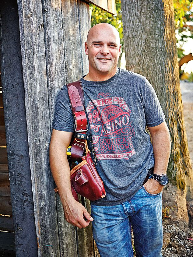 Bryan Baeumler, contractor and host of HGTV's Leave It To Bryan, tells us how to prevent a dream deck from turning into a DIY nightmare.
