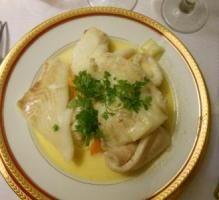 Waterzoï de poisson - Proposée par 750 grammes