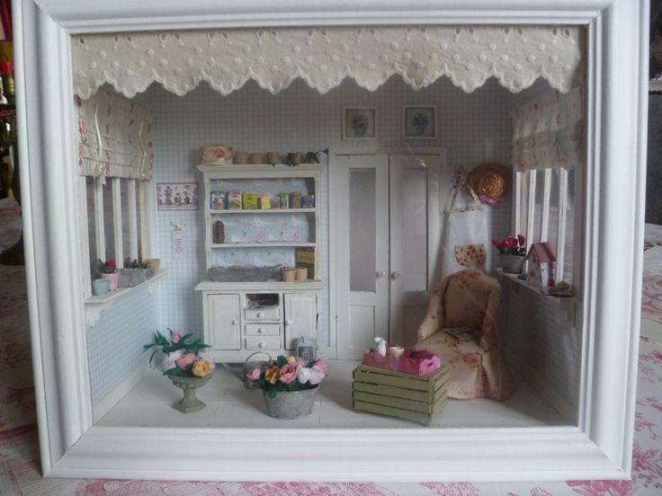 v randa vitrine miniature et miniatures pinterest v randas vitrines et miniature. Black Bedroom Furniture Sets. Home Design Ideas