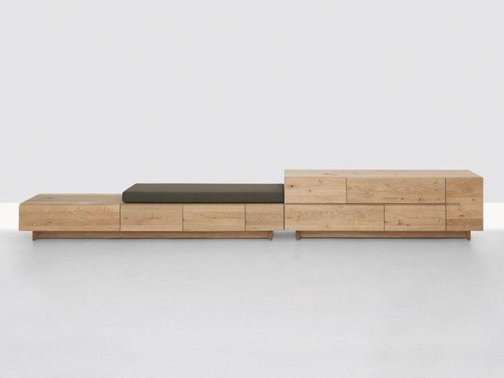 """Über 1000 Ideen zu """"Tv Möbel Holz auf Pinterest  Tv"""