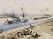 Suez Canal information - from BBC