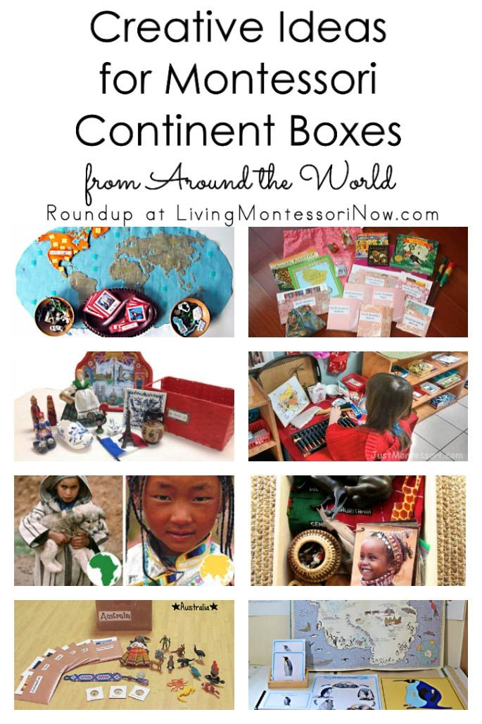 Best Montessori Inspired Activities And Ideas Images
