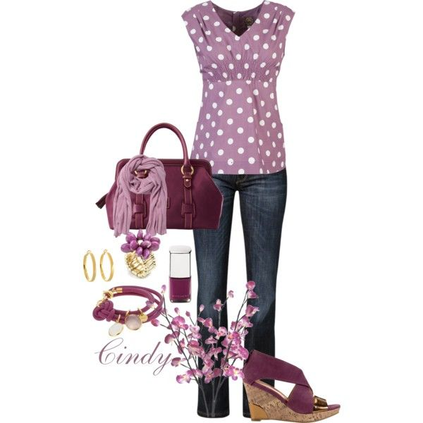 Spring by cindy32tn on Polyvore featuring CROSS Jeanswear, Cole Haan, Dooney & Bourke, Danielle Stevens, Kate Spade, Monki, Witchery and Joules