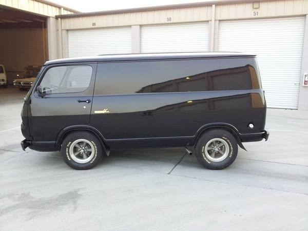 old school chevy vans for sale