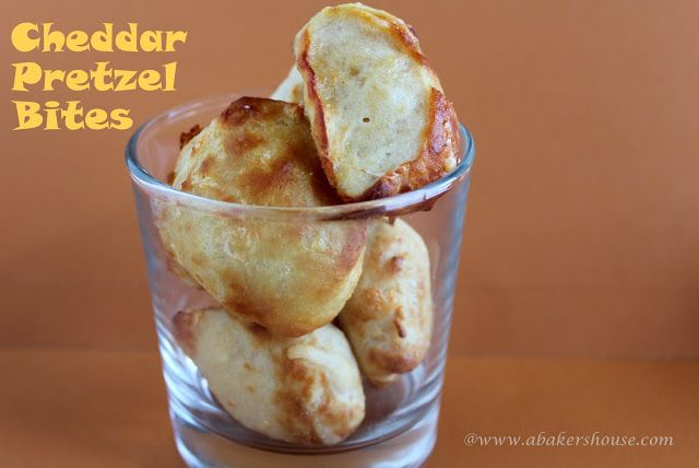 cheddar soft pretzel bites a twelve loaves baking challenge a baker s ...