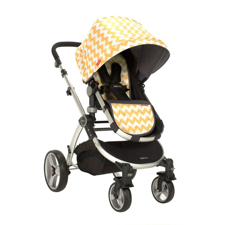 Redsbaby Bounce - The Utlimate All-In-One Stroller/ Pram www.redsbaby.com.au This sure makes you stand out from the crowd! Love that the seat liner is reversible too.