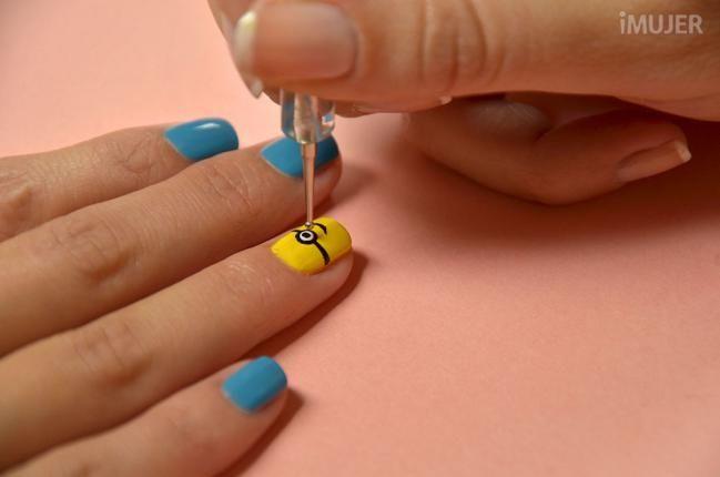 ¡Decora tus uñas con minions! - IMujer